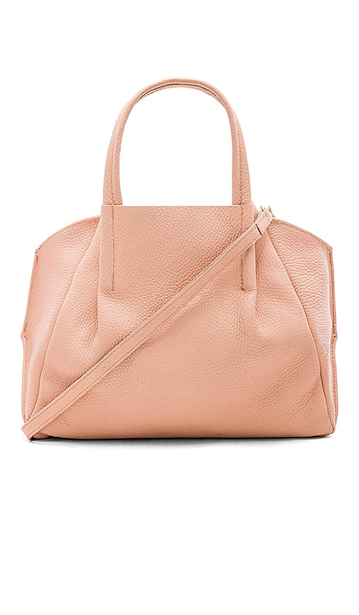 Oliveve Zoe Tote in Blush