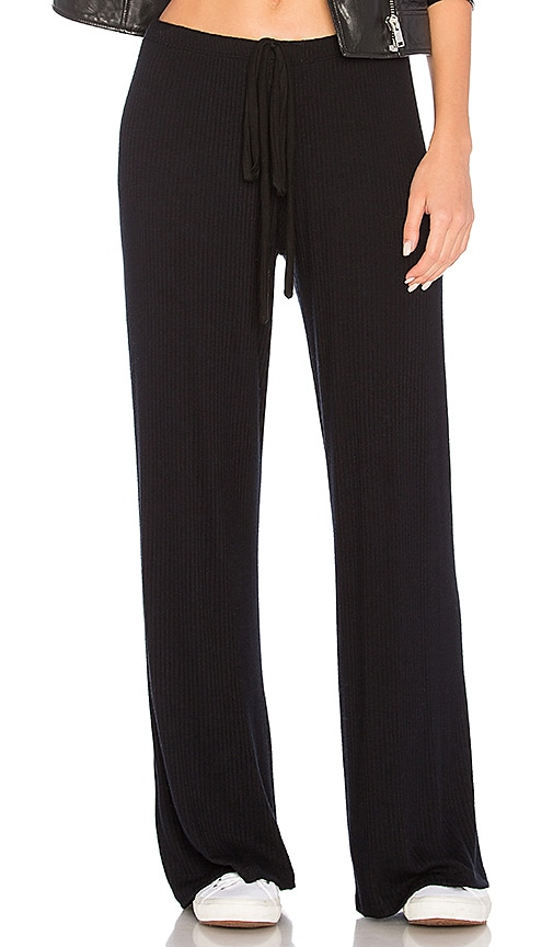 OLYMPIA THEODORA GOLDEN WIDE LEG PANTS