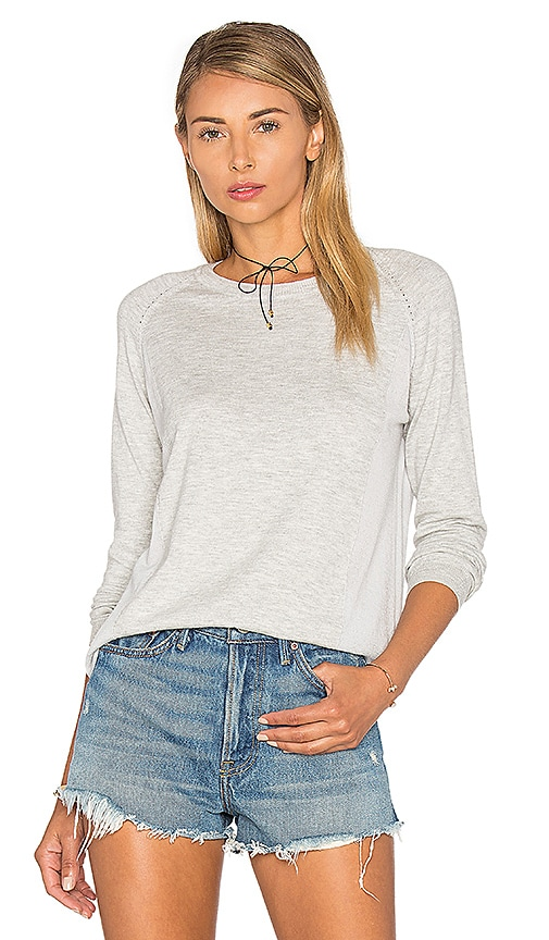One Grey Day Danica Sweater in Gray