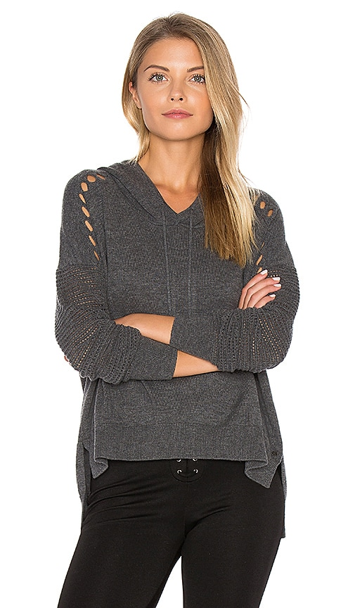 One Grey Day Kora Sweatshirt in Charcoal