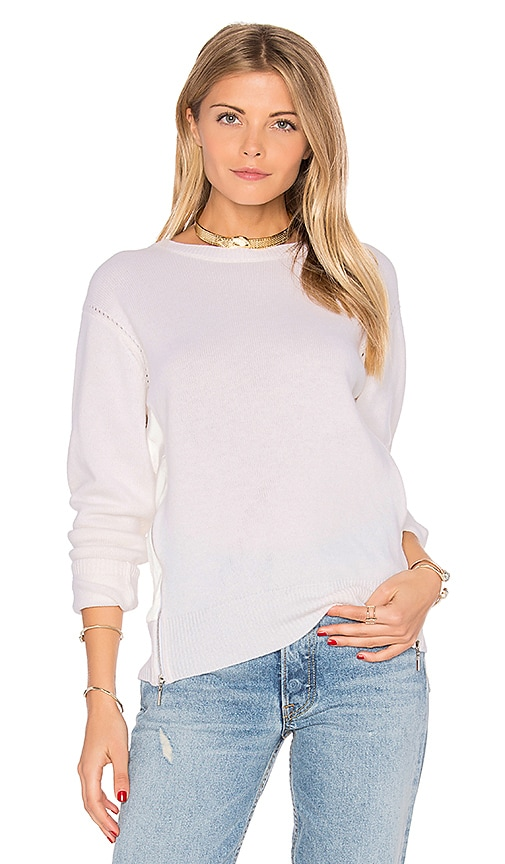 One Grey Day Milly Sweater in Ivory