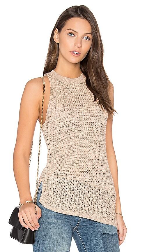Evie Sleeveless Sweater