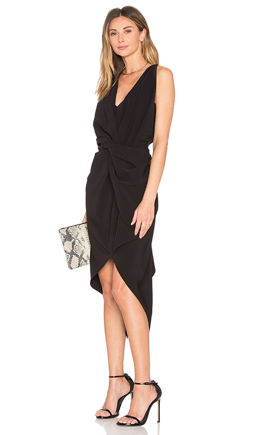 One Fell Swoop Jess Dress in Black