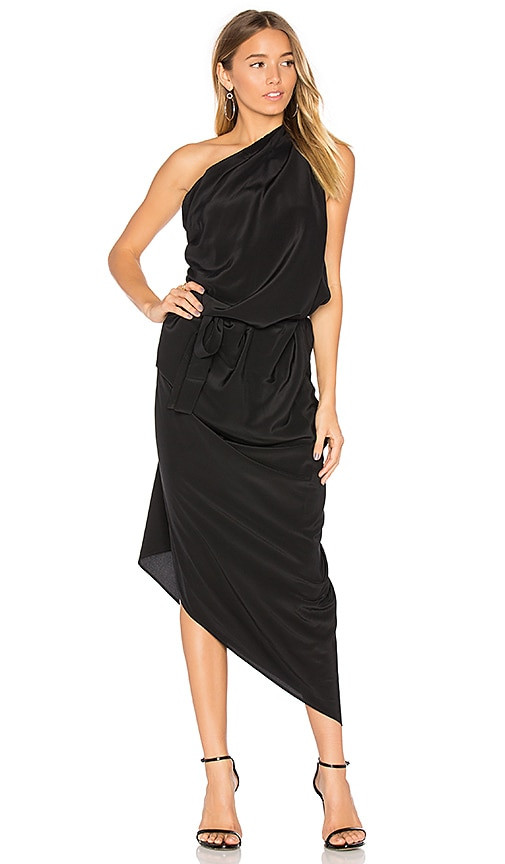 One Fell Swoop Erin Dress in Black