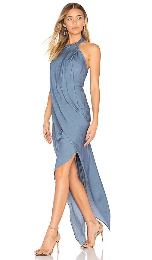 One Fell Swoop Poppy Dress in Blue
