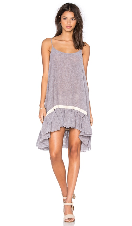 One Teaspoon Maple Dress in Gray