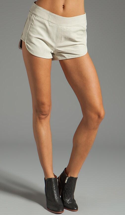 Mercury Leather Short
