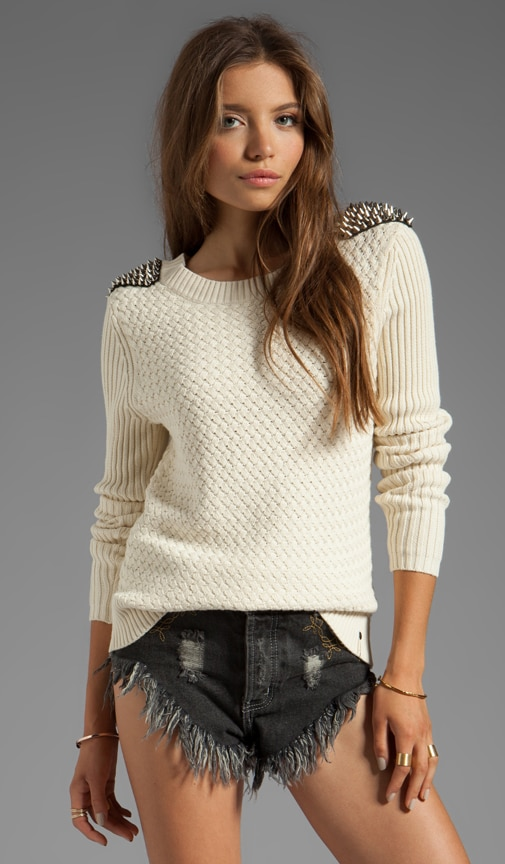 Soul Captive Studded Knit