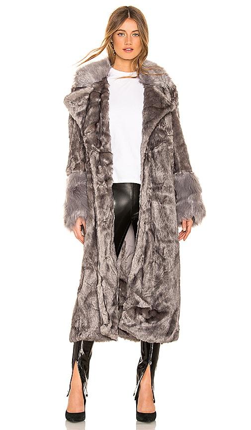 Verona Faux Fur Coat