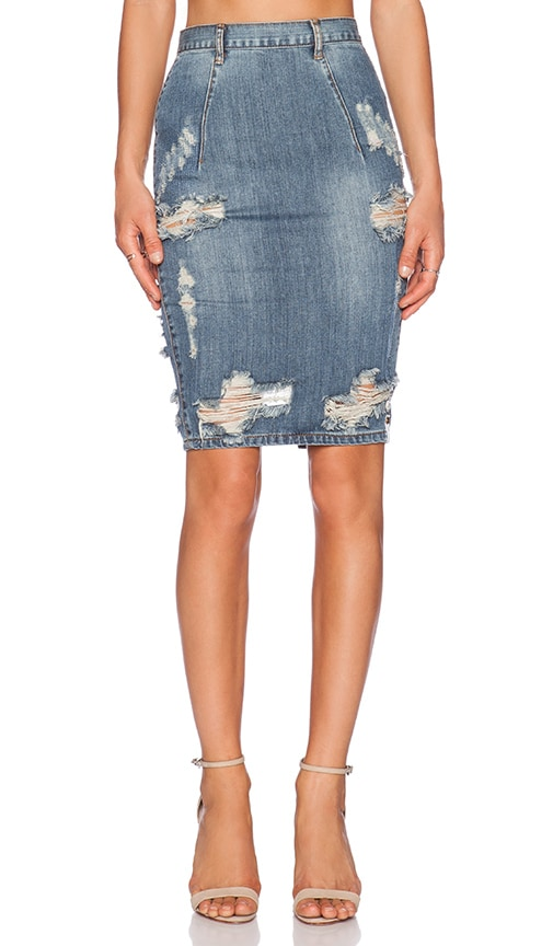 Dusty Freelove Denim Skirt