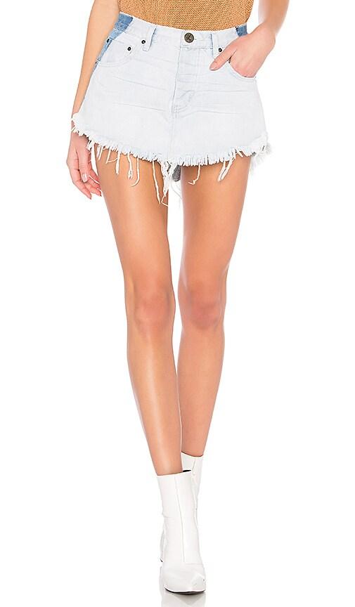 40/40 Mini Skirt, Brando
