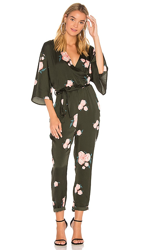 new product latest trends of 2019 durable service Quartermaster Wrap Jumpsuit