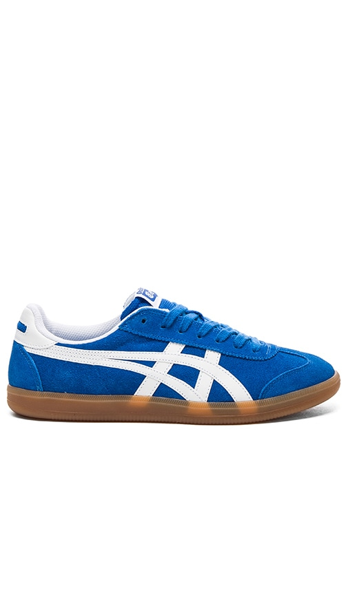 finest selection db997 1df2d Onitsuka Tiger Tokuten in Classic Blue White | REVOLVE