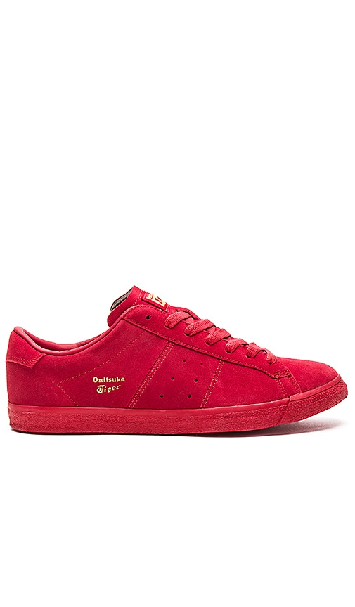 timeless design 9c779 e9340 Onitsuka Tiger Lawnship in Red   Red   REVOLVE