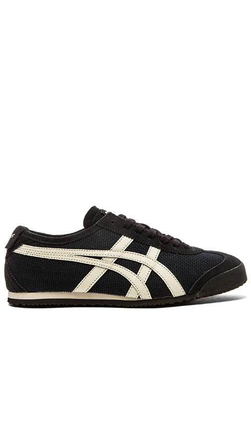 wholesale dealer 2cda9 e5c86 Onitsuka Tiger Mexico 66 in Black Off White | REVOLVE