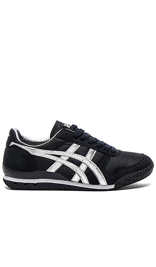 on sale d8179 a5aa0 Onitsuka Tiger Ultimate 81 in Black Silver | REVOLVE
