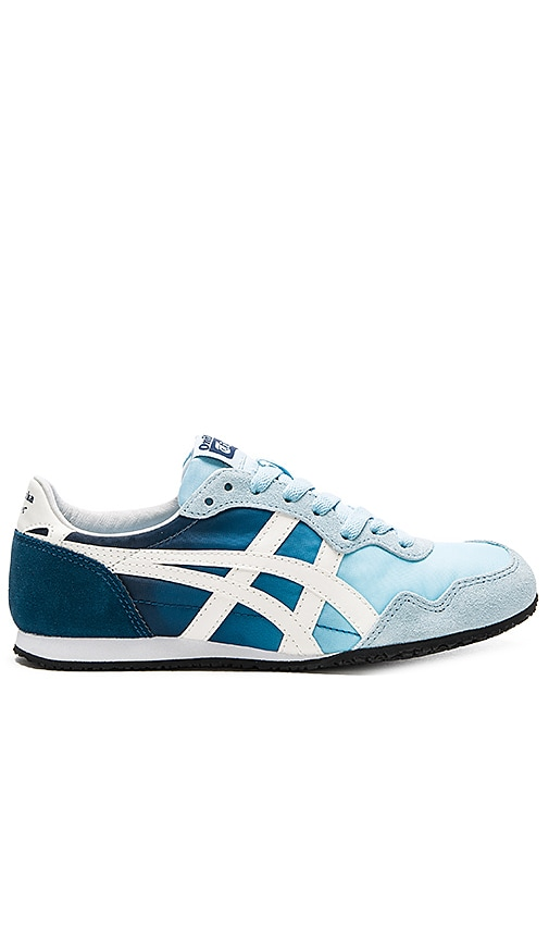 Onitsuka Tiger Serrano Sneaker in Blue