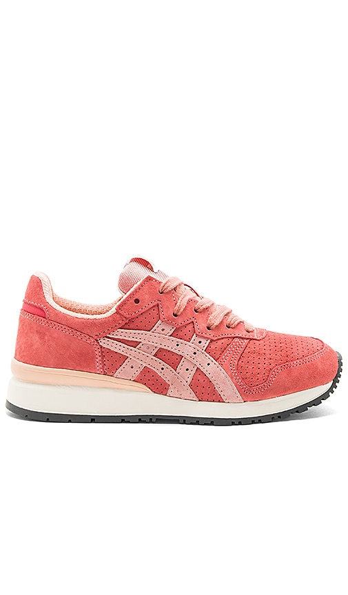 Onitsuka Tiger Tiger Alliance Sneaker in Terracotta   Coral Reef ... 7971ed60eb