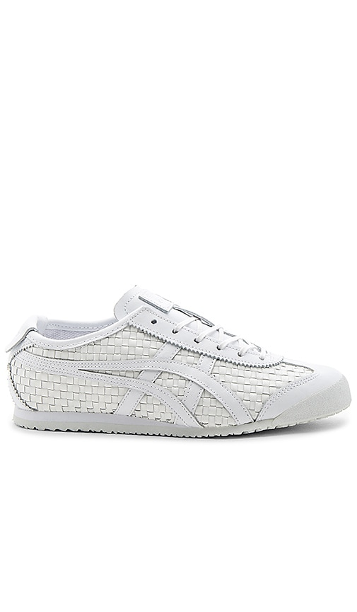 Onitsuka Tiger Mexico 66 Sneaker in White