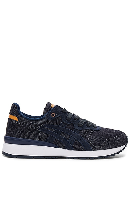 Onitsuka Tiger Tiger Ally Sneaker in Navy
