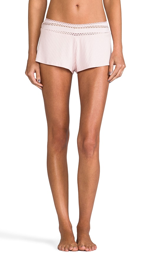 Eyelet Sleep Shorts