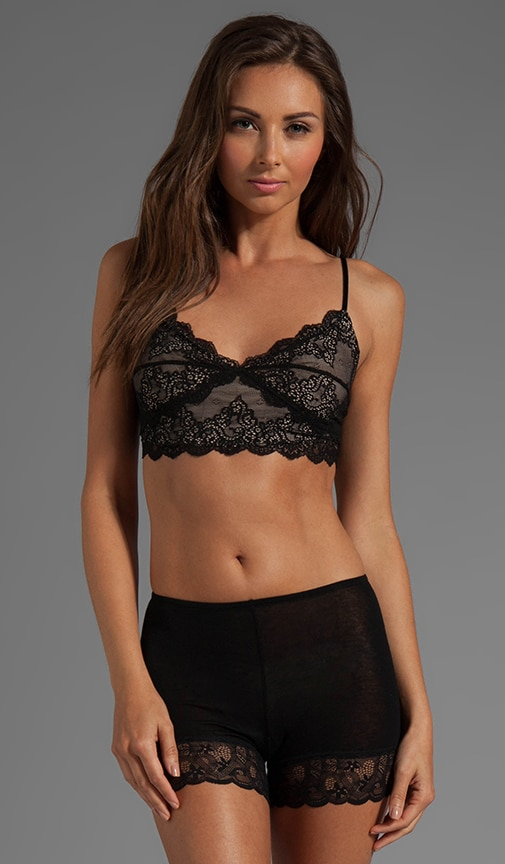 So Fine Long Line Bralette