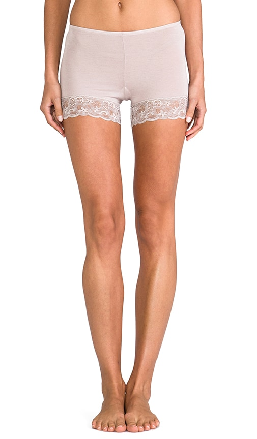 Feather Weight Lace Trim Brief