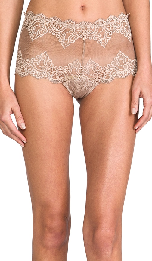 So Fine Lace Cheeky Brief