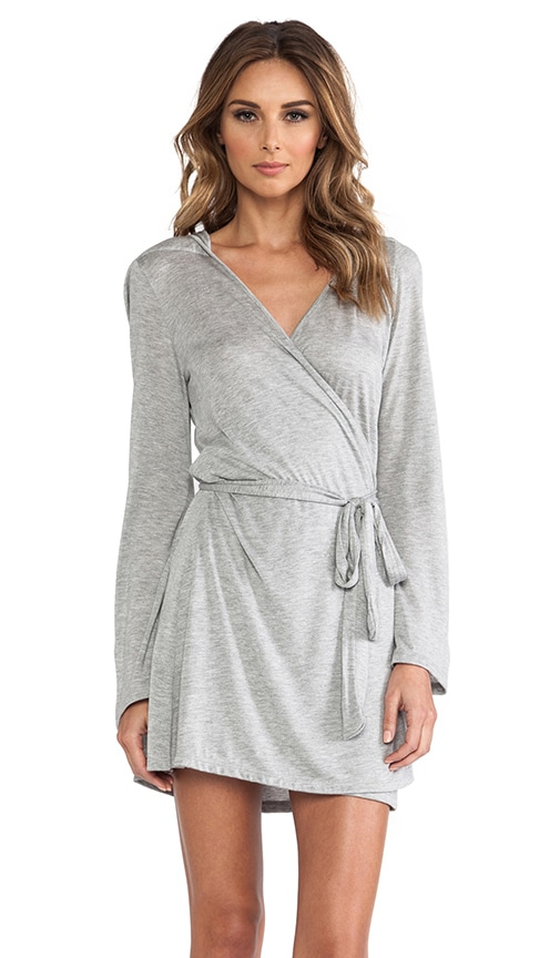 Venice Robe with Hood