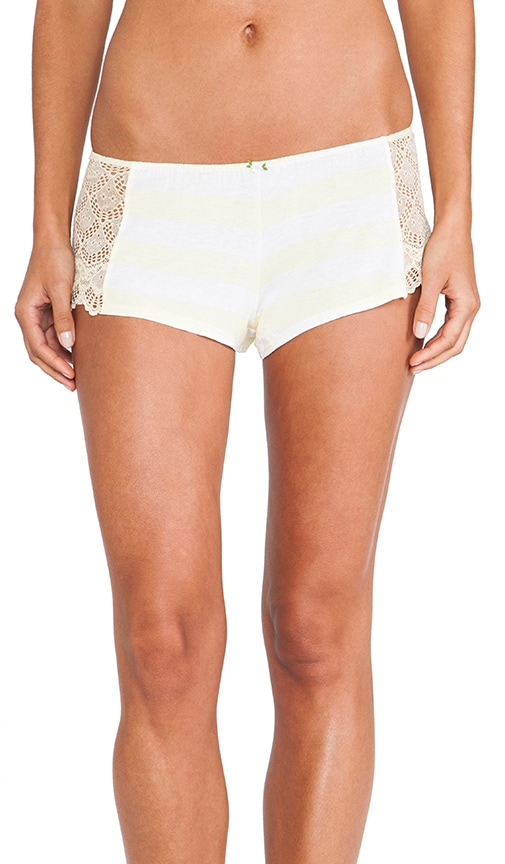 Hipster Lace Short