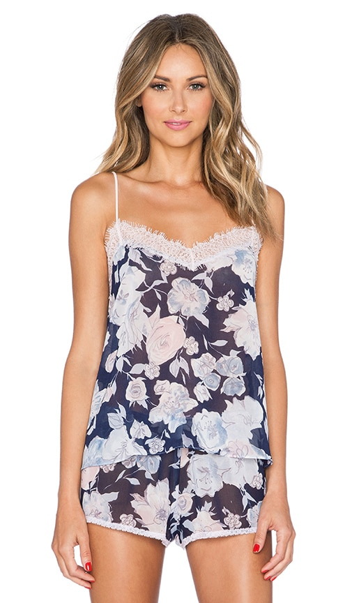 Only Hearts Cami in Rambling Rose