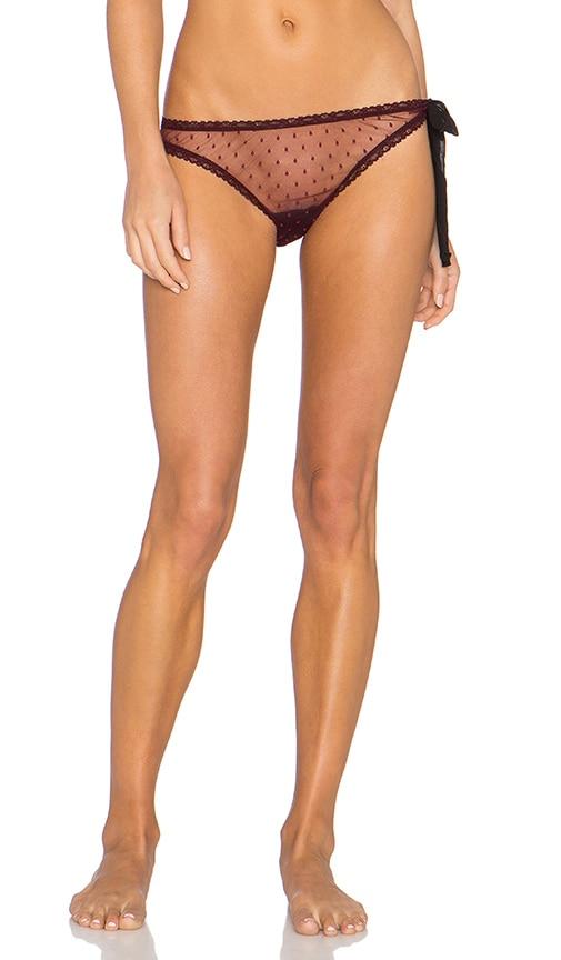 477f3a7beb3 Coucou Lola Side Tie Bikini. Coucou Lola Side Tie Bikini. Only Hearts