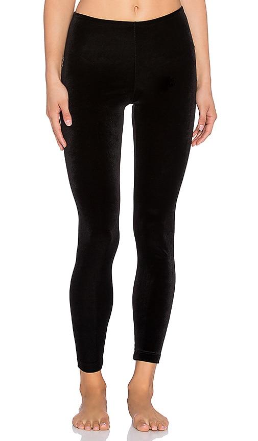 Only Hearts Velvet Underground Legging in Black