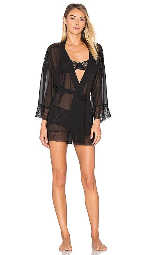 Only Hearts Coucou Lola Kimono in Black