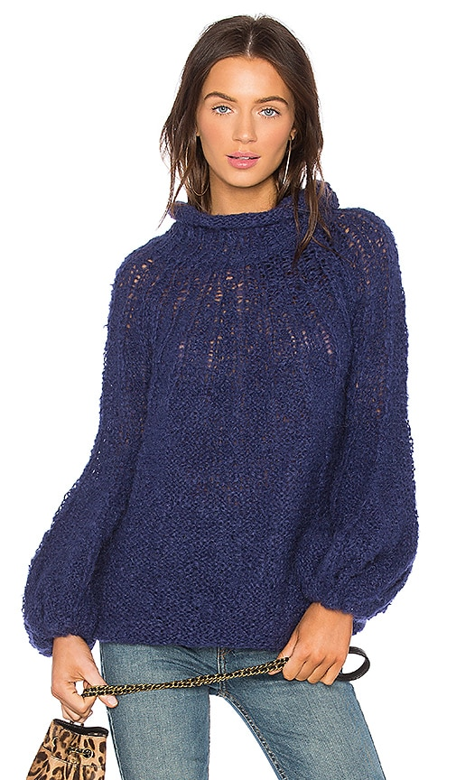 ONE ON ONE DENISE SWEATER