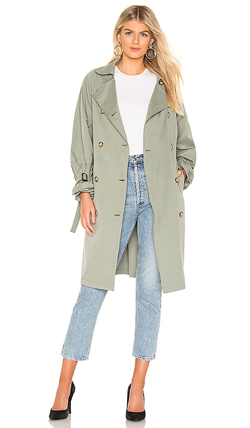 Jasmin Trench Coat