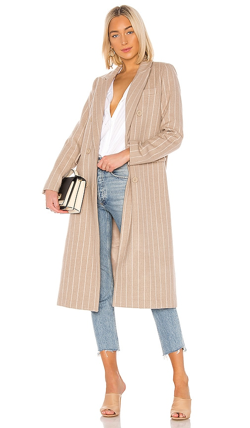 Kraft Wool Coat