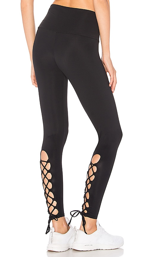 Laced Up Legging