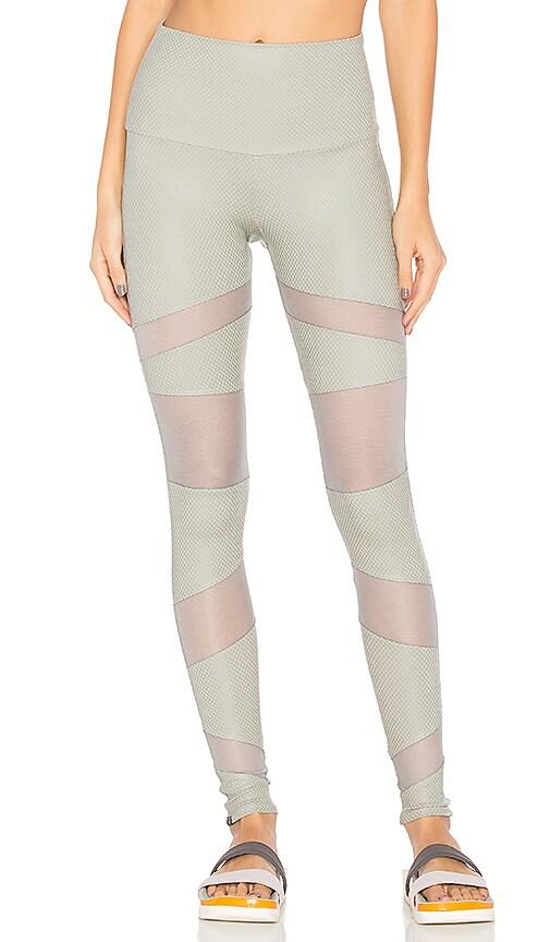 onzie Bondage Legging in Gray