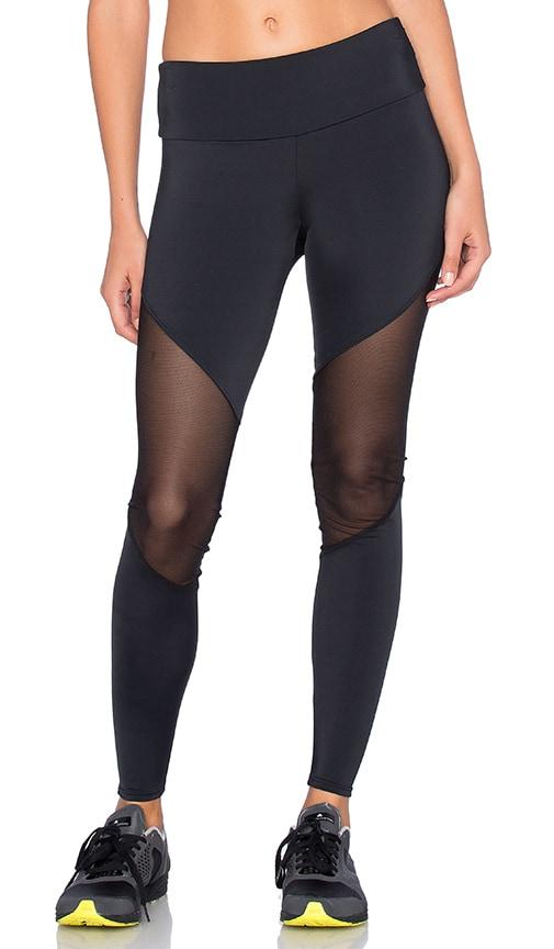 onzie Track Legging in Black
