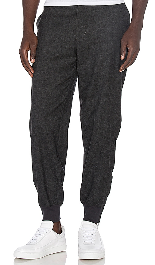 Opening Ceremony Sage Jogger Pant in Charcoal