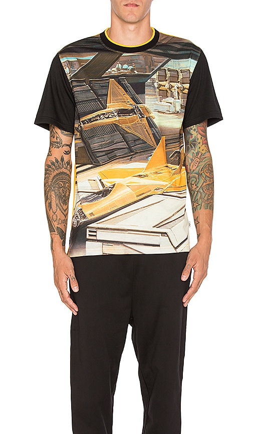 Opening Ceremony Jet Fighter SS Tee in Black