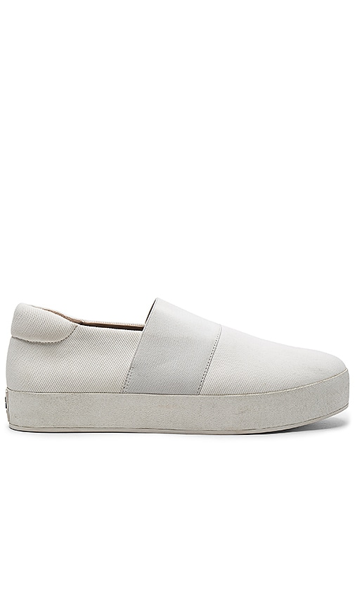 Opening Ceremony Classic Slip On Sneakers in Ivory