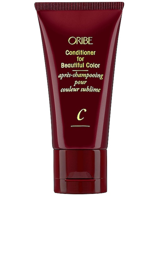 Travel Conditioner for Beautiful Color