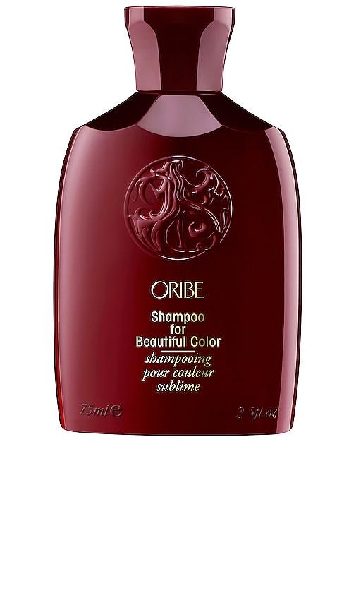 Travel Shampoo for Beautiful Color