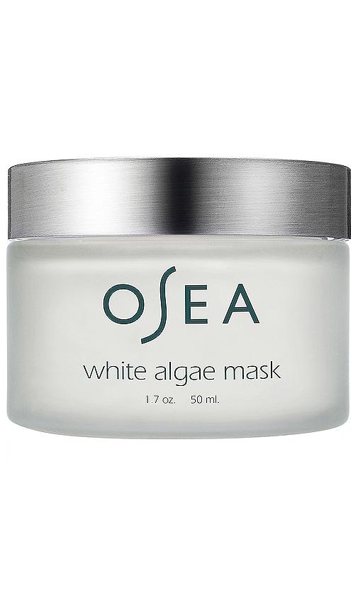 White Algae Mask
