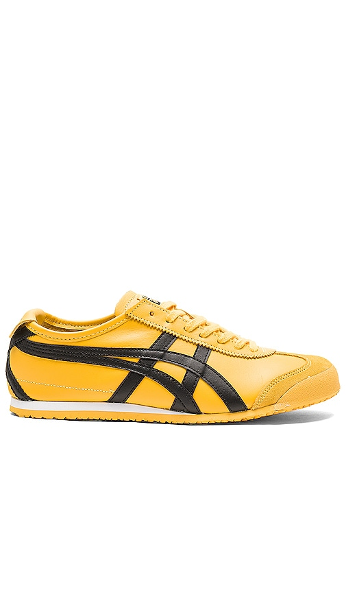 asics tiger mexico 66 yellow zapatillas uruguay