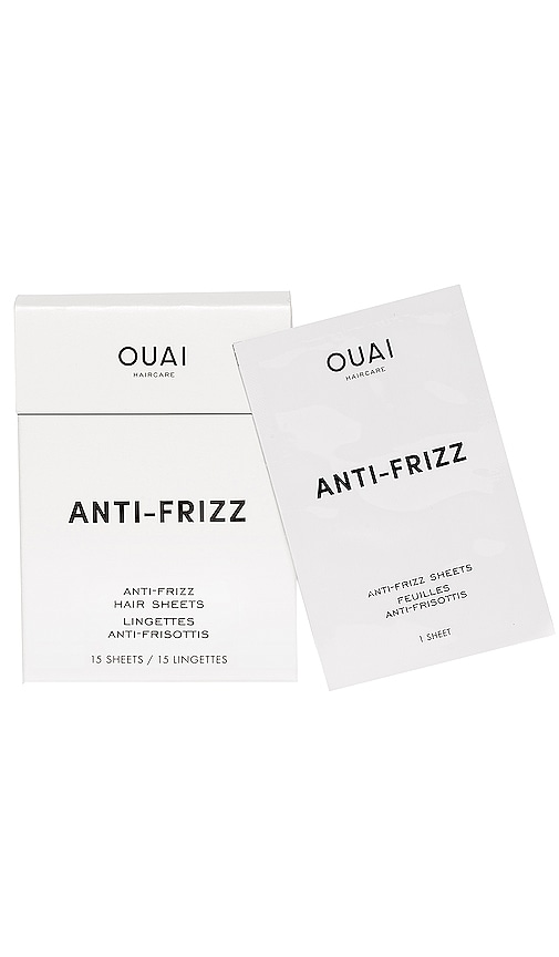 Anti Frizz Smoothing Sheets