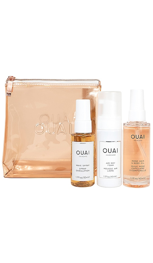 KIT CAPILAR THE EASY OUAI