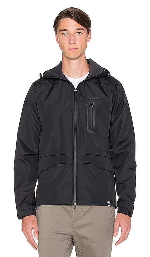 ourCASTE Ronin Jacket in Black